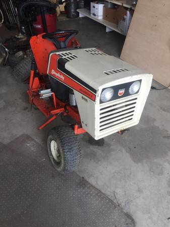 Photo Simplicity Lawnmower for Parts - $100 (Butler, IN)