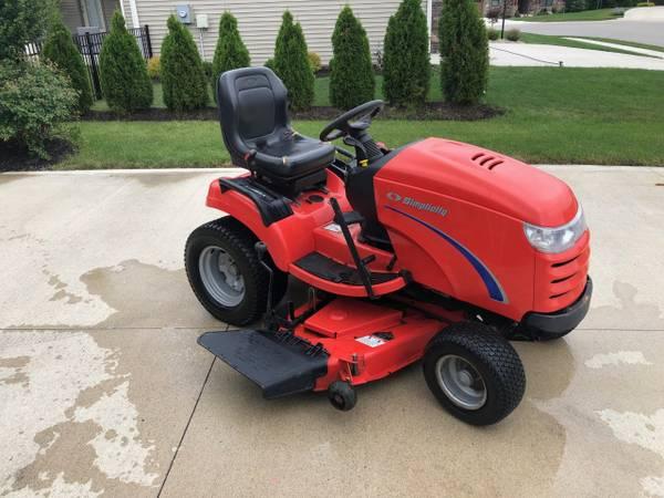Photo Simplicity TractorMower - $2,500 (Fort Wayne)