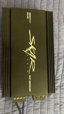 Photo Skar Audio - Amp  12 Sub  box - $280 (Fort Wayne)