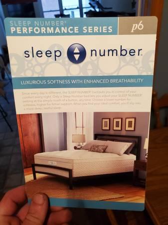 Photo Sleep number bed (Huntertown)