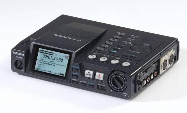 Photo Tascam HD-P2 Portable High Definition Stereo Digital Audio Recorder - $200 (Fort Wayne)
