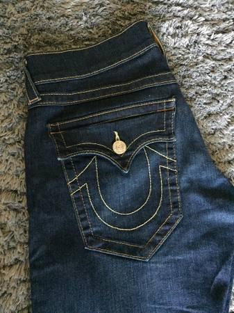 Photo True Religion - Denim Jeans - Slim Fit Size 30 M - $50 (Fort Wayne)