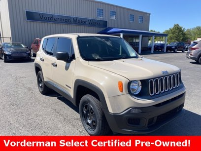 Photo Used 2015 Jeep Renegade 4WD Sport for sale