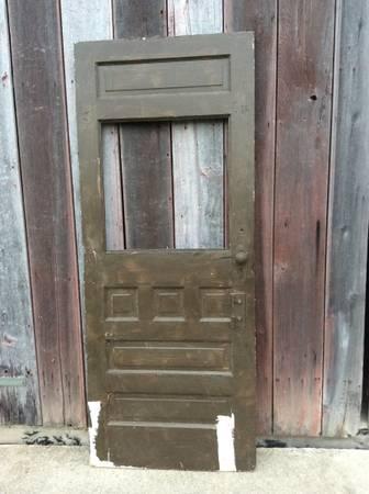 Photo Vintage Wood Decorative Door No Glass - $75 (Decatur, IN)