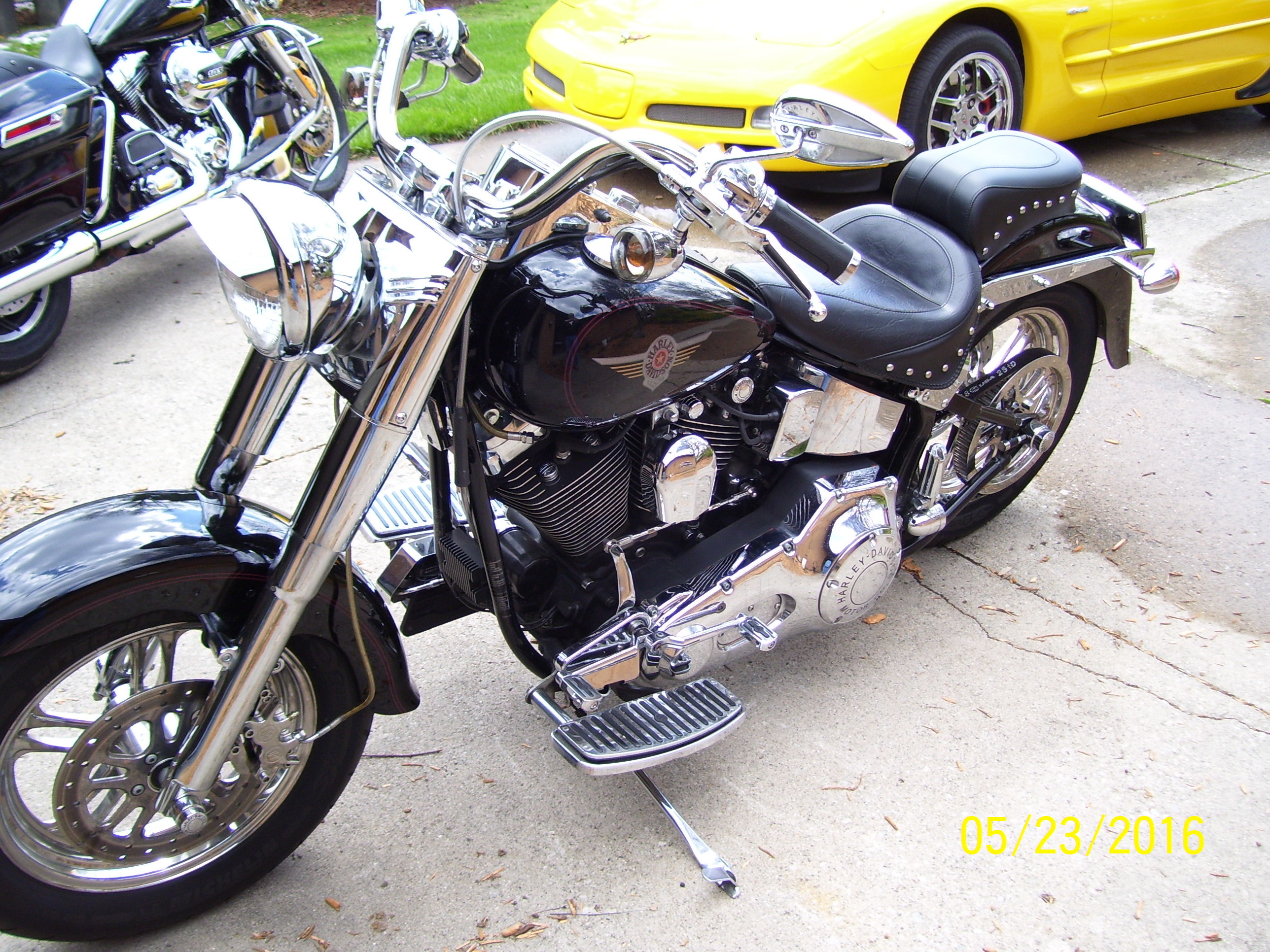 Photo 1999 Harley-Davidson FAT BOY $134.09134.09
