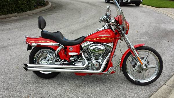 Photo 2001 Harley Davidson CVO Dyna Wide Glide - $7,500 (Taneytown)
