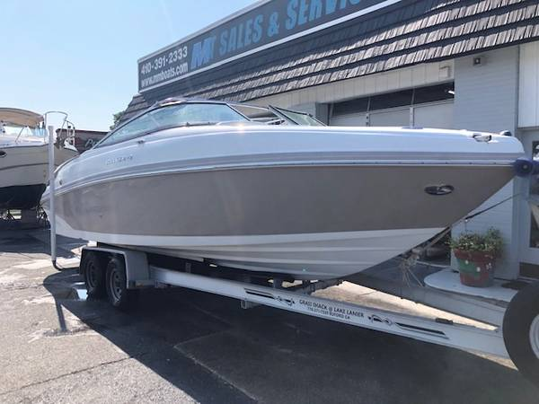 Photo 2010 Rinker Captiva 246 Bowrider - $28,995 (MM Boat Sales and Service)