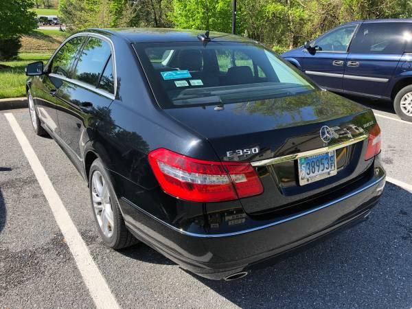 Photo 2011 Mercedes Benz e350 Bluetec (Diesel) Great Condition Rare diesel m - $9750 (New Market)