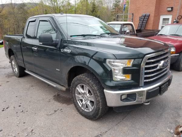 Photo 2016 Ford F150 XLT EcoBoost - $15800 (Hagerstown)