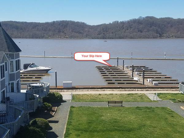 Photo 30 Foot Boat Slip for Rent On Susquehanna River (deep water) - $1,750 (Port Depost, MD)