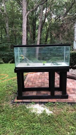 Photo 75 gallon fish tank - $225 (New Windsor)