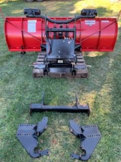 Photo 839 Boss Snow Plow wire harness mounting brackets - $3,500 (Frederick)