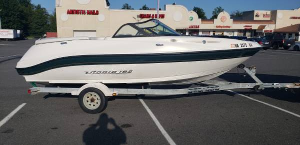 Photo A great Bombardier Seadoo Utopia 185, jet boat with low hours - $8,950 (Springfield)