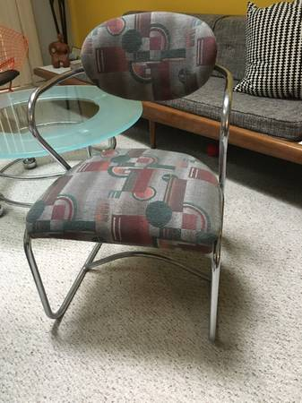 Photo Art Deco 1930s Chair - $229 (New Market Md)