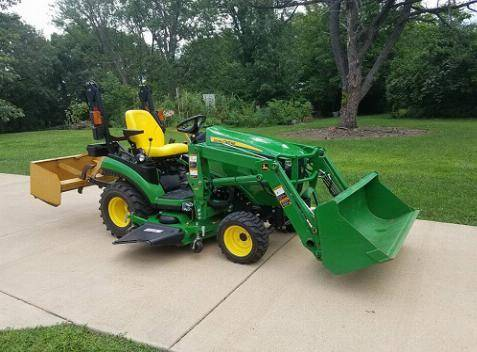 Photo Ballast Box John deere Trailer  Box Blade - $2,849 (MD frederick)