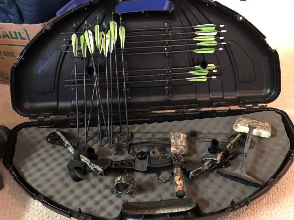 Photo Browning Micro Midas 3 Youth Bow - $100 (Frederick)
