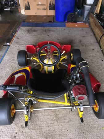 Photo Cadet Series CRG Shifter Kart - $975 (New Market)