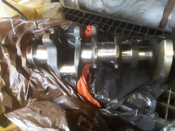 Photo Chevy LS6 454 steel crankshaft - $250 (Woodsboro)