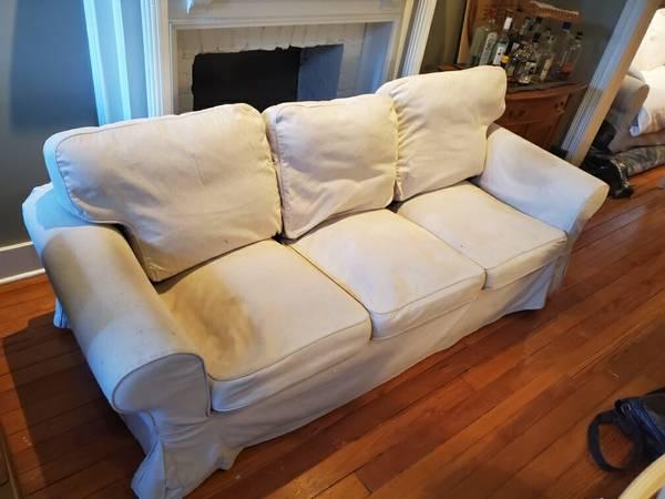 Photo FREE IKEA Ektorp Sofa - $1 (Frederick)