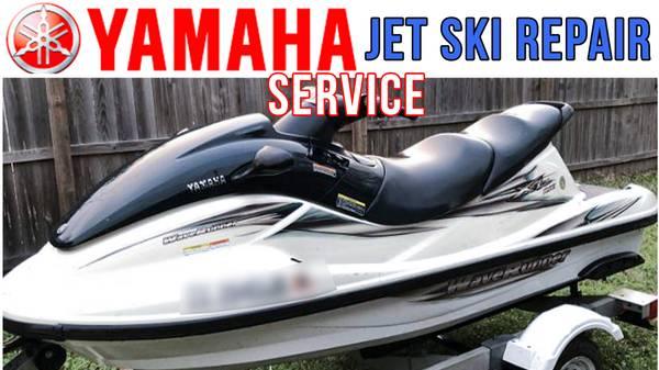 Photo Jet Ski Repair Service - $150 (Annandale)