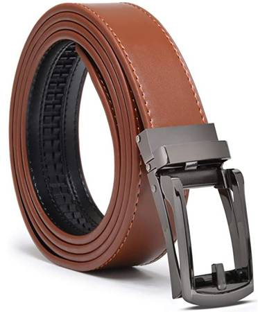 Photo No More Worrying When You Are Bloated or Skinny Genuine Leather Belt - $24 (Frederick, MD)