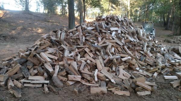 Photo Seasoned Oak Firewood - $240 (Monrovia)