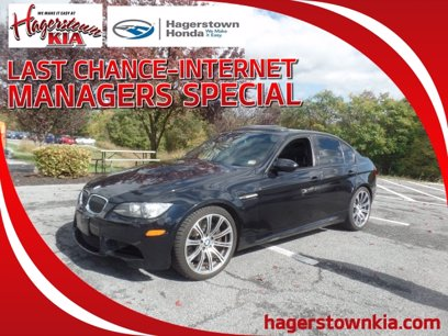 Photo Used 2008 BMW M3 Sedan for sale