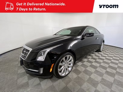 Photo Used 2016 Cadillac ATS 2.0T Performance Coupe for sale