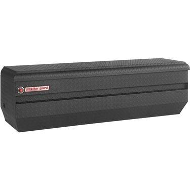 Photo Weatherguard In-bed Chest Toolbox Matte Black New display model - $600 (Thurmont)