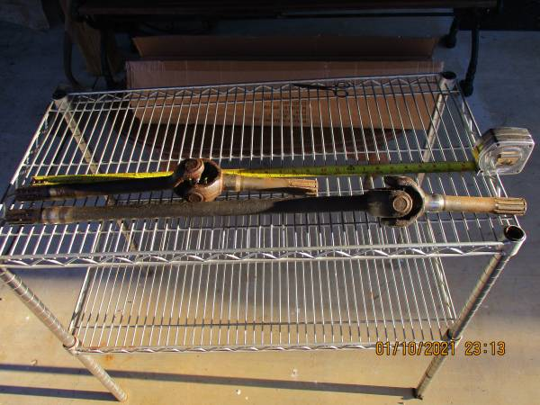 Photo Willys Jeep Front Axles - $100 (Mount Airy, MD)