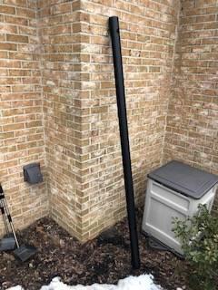 Photo l post, exterior - $50 (jefferson)