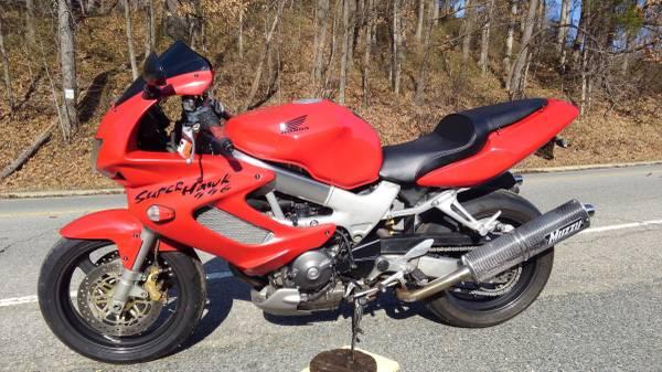 FireStorm Honda Vtr1000 F | 1997 Honda Vtr 1000 F 90