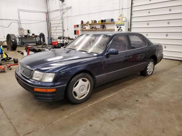 Photo 1997 Lexus LS400 - Burnout Beast - $500