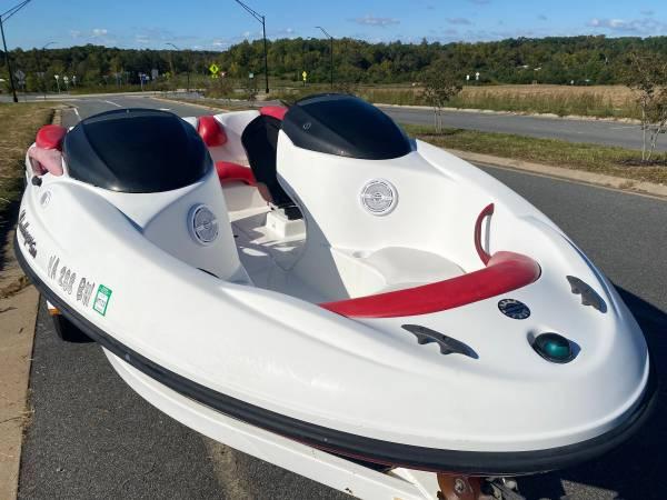 Photo 2000 SeaDoo Challenger 1800 - $6,700 (Charlottesville)