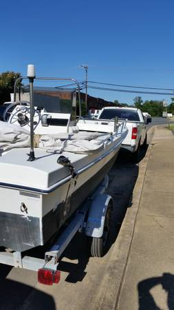 Photo 2001 Reef runner 75 HP mercury outboard - $5,500 (Woodford va)
