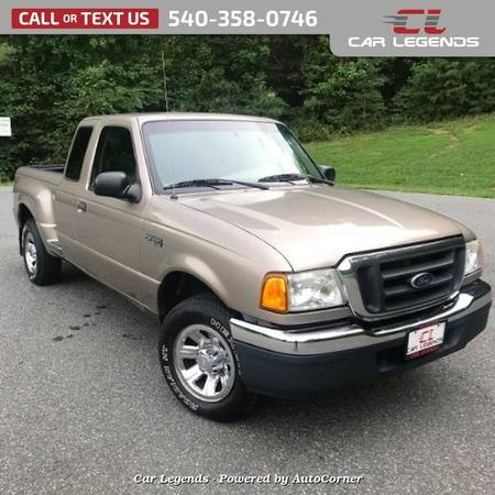 Photo 2004 Ford Ranger EXTENDED CAB PICKUP 2-DR - $7,995 (_Ford_ _Ranger_ _Truck_)
