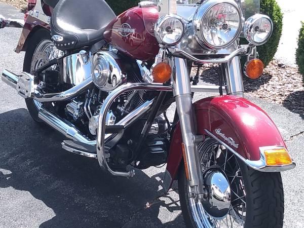 Photo 2006 HD Heritage Softail Classic - $6,450 (Culpeper,VA)