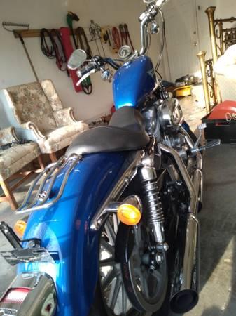 Photo 2008 Harley Davidson Sportster - $3,500 (Fredericksburg)