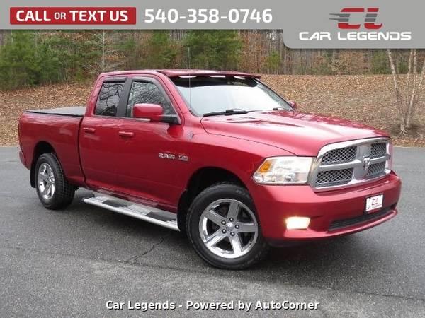 Photo 2009 Dodge Ram 1500 CREW CAB PICKUP 4-DR - $13995 (_Dodge_ _Ram 1500_ _Truck_)