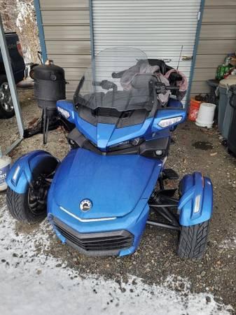 Photo 2018 Can-Am Spyder - $23,000 (Spotsylvania)