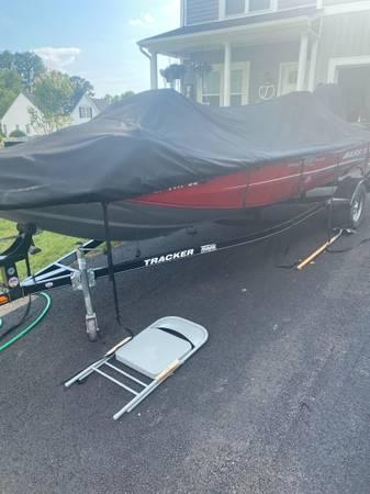 Photo Bass Tracker pro 175 - $15,000 (Spotsylvania)