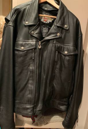 Photo Harley Davidson Mens Leather Jacket - $125 (Fredericksburg)