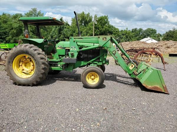 Photo John Deere 2755 - $16,500 (Culpeper, VA)
