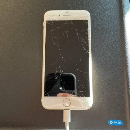 Photo MOBILE IPHONE SCREEN REPAIR - $1
