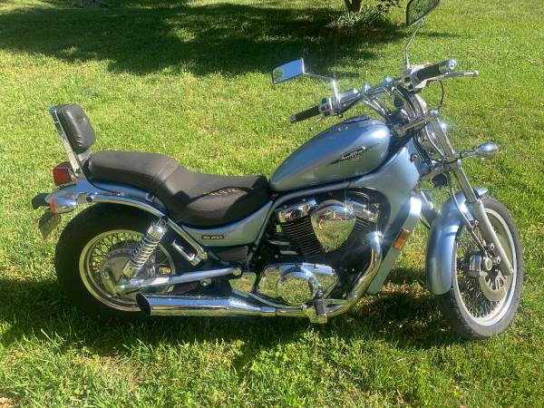 Photo Motorcycle for sale - $2,500 (Varina)
