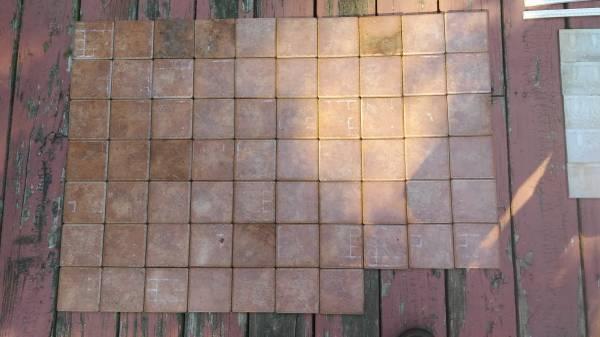 porcelain tile rialto terra 4x4 20
