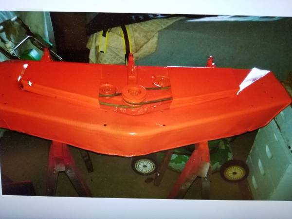 Photo Power king tractor mower deck - $500 (Spotsylvania)