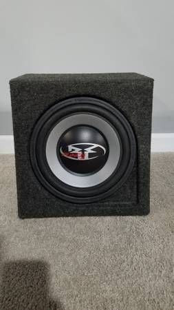 Photo Rockford Fosgate 10quot Subwoofer in Sealed box - $100 (King George VA)
