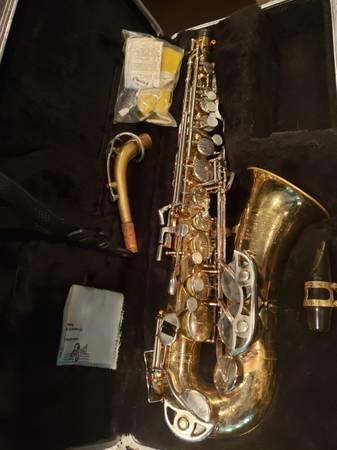 Photo Selmer Alto Saxophone - $199 (Spotsylvania)