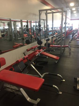 Photo Snap Fitness on Plank Rd for Sale - $49,500